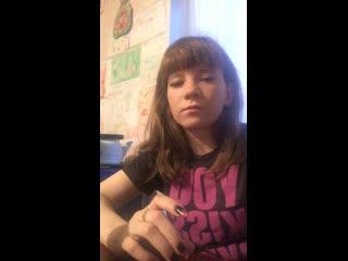 Ksenia Vysotskay — Live