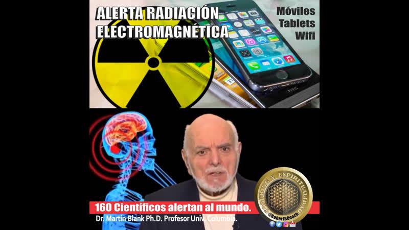 160 Científicos Alertan sobre Radiación Electromagnética
