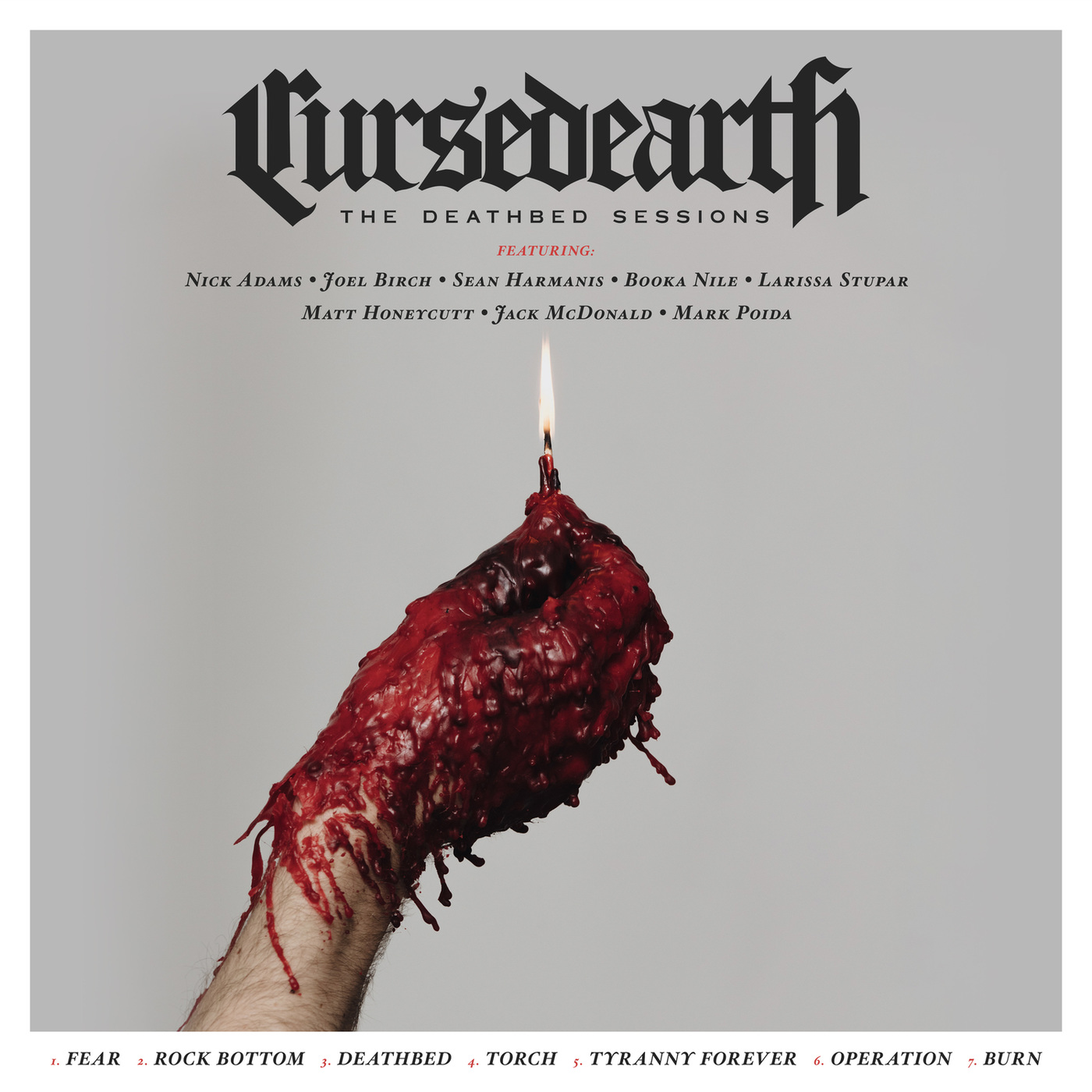 Cursed Earth - The Deathbed Sessions (2019)
