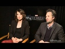 Cobie Smulders Mark Ruffalo - Marvel's The Avengers Interview with Tribute