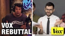 VOX REBUTTAL Conservatives Control the Media Louder with Crowder