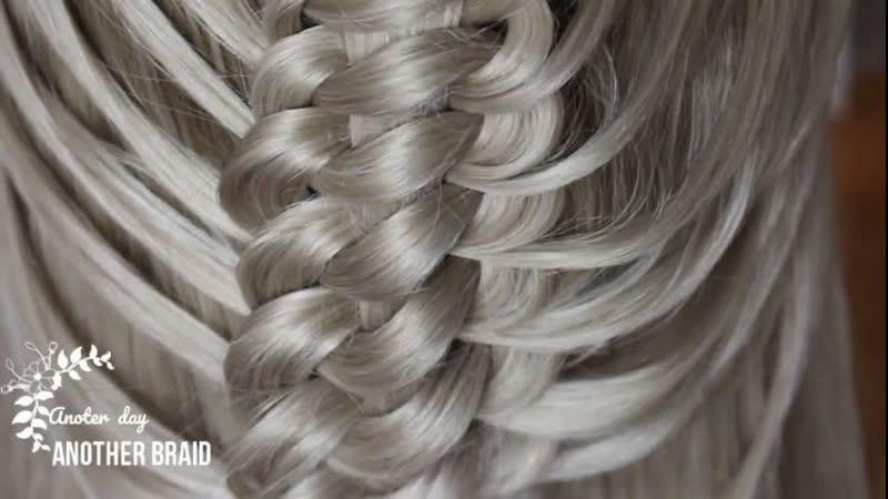 Оригинальное плетение