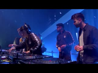 Muzzy B2B Koven B2B Feint B2B Fox Stevenson - Rampage 2019 (Monstercat Showcase)