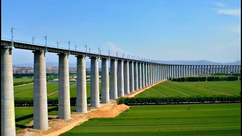 Как китайцы удивили весь мир новым мостом