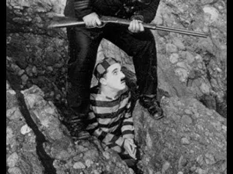 Чарли Чаплин - Искатель Приключений (1917) - (chamber score; субтитры)