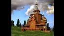 Divna Ljubojevic i Melodi Liturgija u manastiru Vavedenje 1