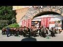 Церемония открытие программы «Военные оркестры в парках» в Александровском саду 18.05.2019
