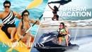 Most Memorable Kardashian Jenner Family Vacations KUWTK E