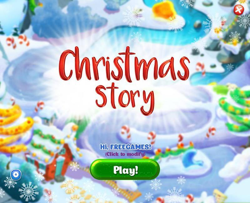 Рождественская история | Christmas Story (En)