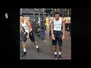 Greak Freeks Brothers Fooling around after their workout