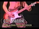Ozzy Osbourne - Monsters Of Rock : Chile '95