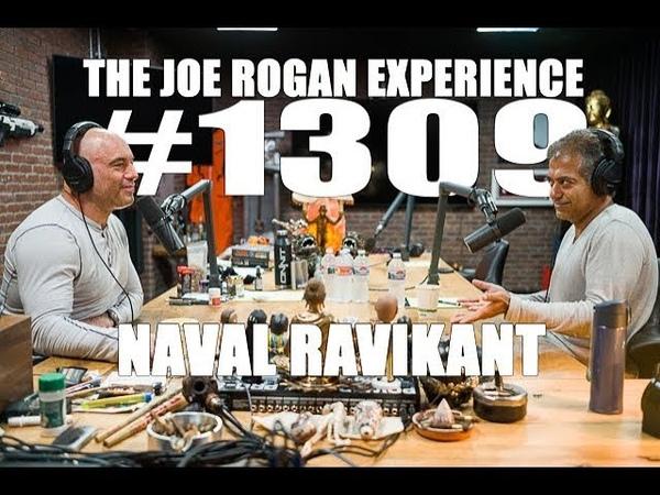 Joe Rogan Experience 1309 - Naval Ravikant