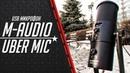 M-audio Uber Mic - обзор и тест USB микрофона