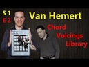 Jazz Standard Gets Owned By Amazing Guitar Chords! Van Hemert Chord Voicings Library s1e2