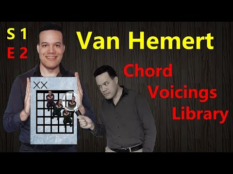 Jazz Standard Gets Owned By Amazing Guitar Chords! (Van Hemert Chord Voicings Library s1e2)