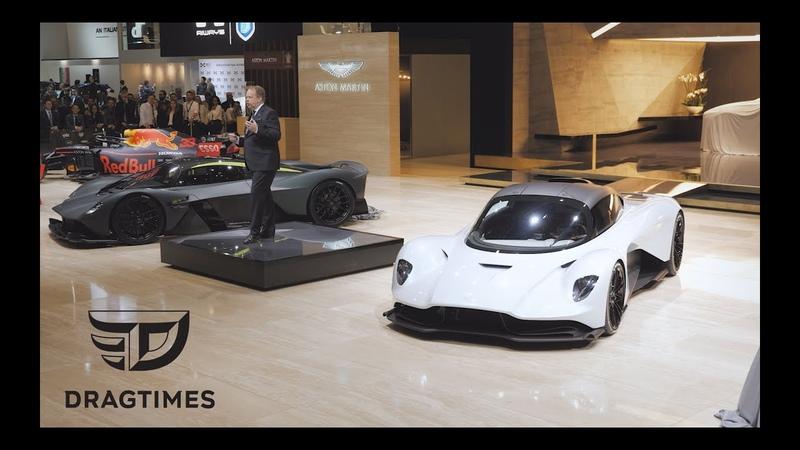 DT_Review. Новый гиперкар от Aston Martin AM-RB 003. Конкурент Mclaren Senna с технологиями NASA.