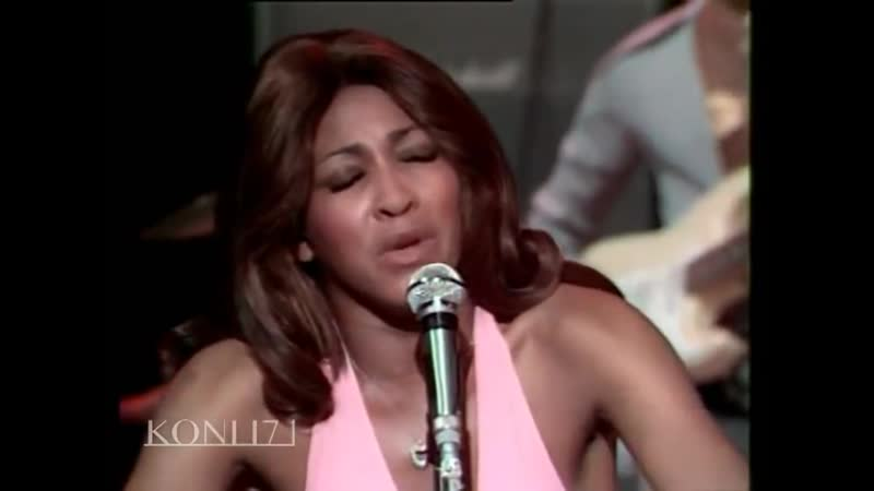 Ike and Tina Turner - 'Let Me Touch Your Mind' 1972.