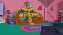Thanos Creates The Simpsons
