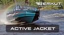 Первый полный обзор катера BERKUT Active Jacket Yamaha F175