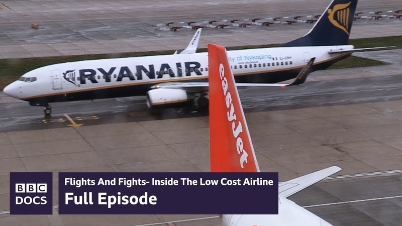 Full Episode | Flights And Fights - Inside The Low Cost Airline | BBC Documentary