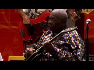 BB King - Eric Clapton - The Thrill Is Gone 2010 Live Video FULL HD
