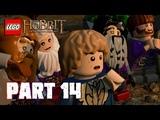 KEREN !!! TEAM HOBBIT Sampai di Bukit Berbentuk Kesatria - Lego The Hobbit