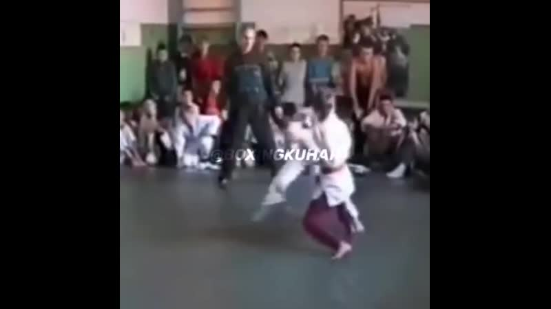 🎬10 летний Василий Ломаченко демонстрирует свои безумные навыки дзюдо💪