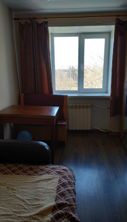комната в кирпичном доме Комсомольская 36