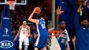 Boban Marjanovic hits his 2nd career three pointer Sixers vs Nets