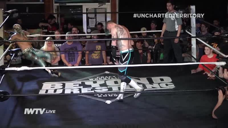 Beyond Wrestling. Uncharted Territory Episode 08