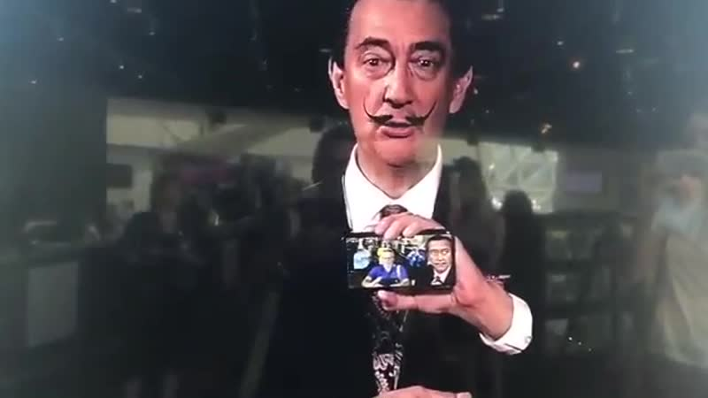 You can check out the new Dalí Lives digital experience @TheDali beginning Saturday, May 11. Have Salvador take a selfie for you