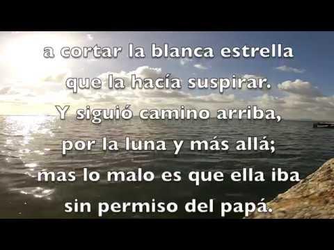 Ruben Dario a Margarita Debayle, poema