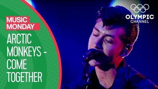 Arctic Monkeys - Come Together (Beatles Cover) - Live At London 2012 | Music Monday Olympic