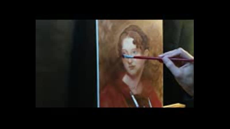 Os Segredos da Pintura de Retrato em Estilo Clássi 144P mp4