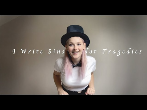 I Write Sins Not Tragedies | Sign Language | Panic! At The Disco [CC]