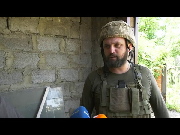 24 бригада зайняла позиції у 100 м від Донецька