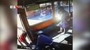 В трамвае у пассажира произошёл приступ