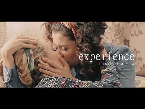Luisita amelia | experience