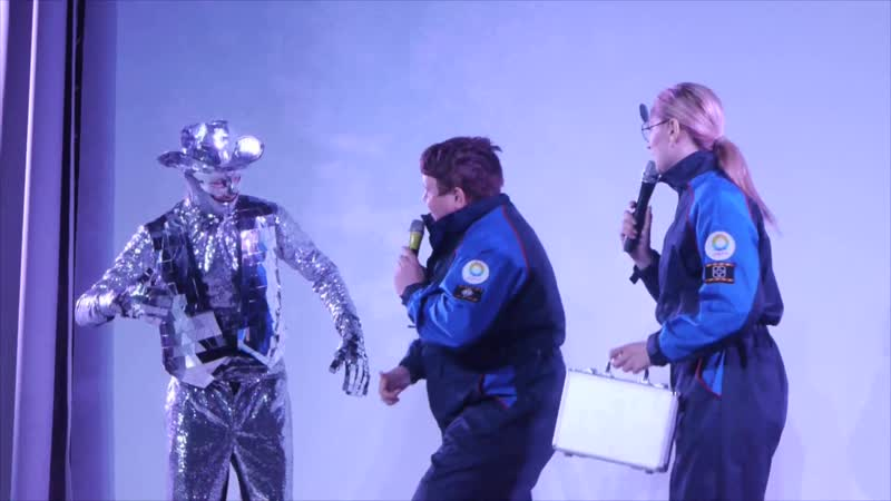 Вокально танцевальное шоу Последняя планета 1 смена 2019
