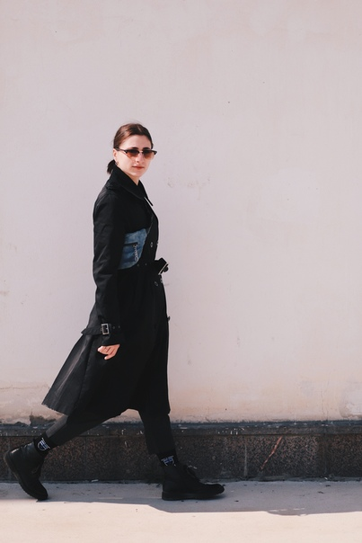 Это Луиза Алханашвили