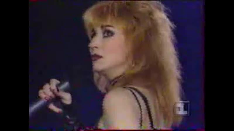 Маша Распутина - Ты меня не кори (1 канал Останкино) (Хит Парад Останкино) (1992)