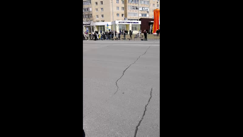 Live: ДСАнгелы на Дороге ХМАО