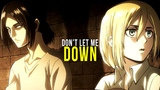 YumikuriAMV Don't let me down.