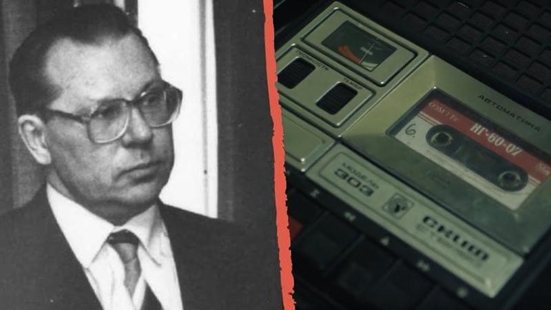 Chernobyl: Valery Legasov Tapes - Legasov's Original Own Voice HD Compilation 01