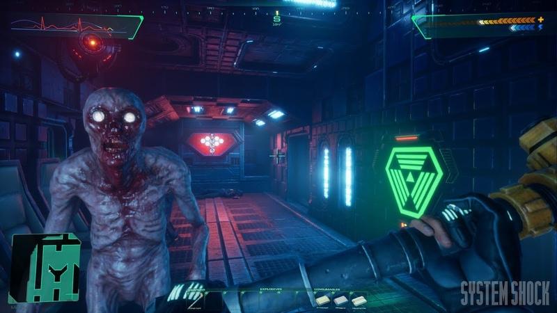 Игровой процесс ремейка System Shock