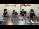 UnArt Live TV - Interview mit Lord Of The Lost auf dem Castle Rock Festival 2013