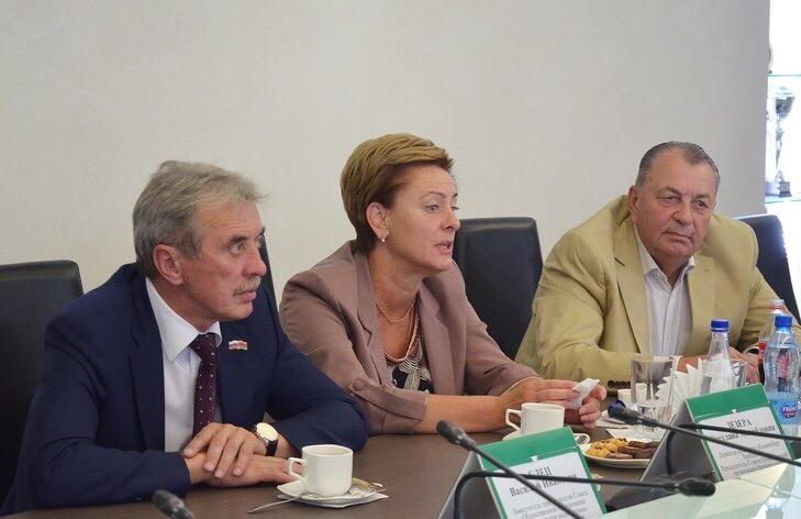 В Брестском горисполкоме прошла встреча с делегацией из Калининграда