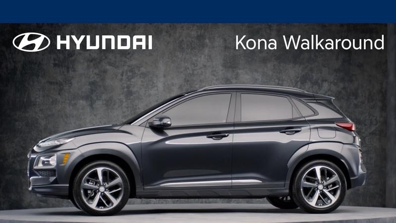 Walkaround   2018 Kona   Hyundai