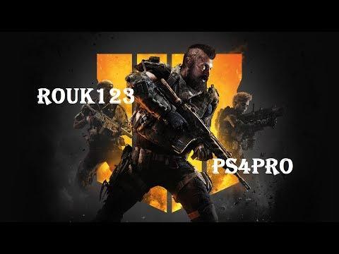 Call of Duty 4 Black Ops 4 | PS4PRO | Ракование в затмение (МАТ!)