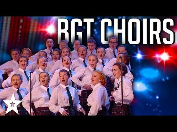 BEST British Choirs on Britain's Got Talent | Got Talent Global